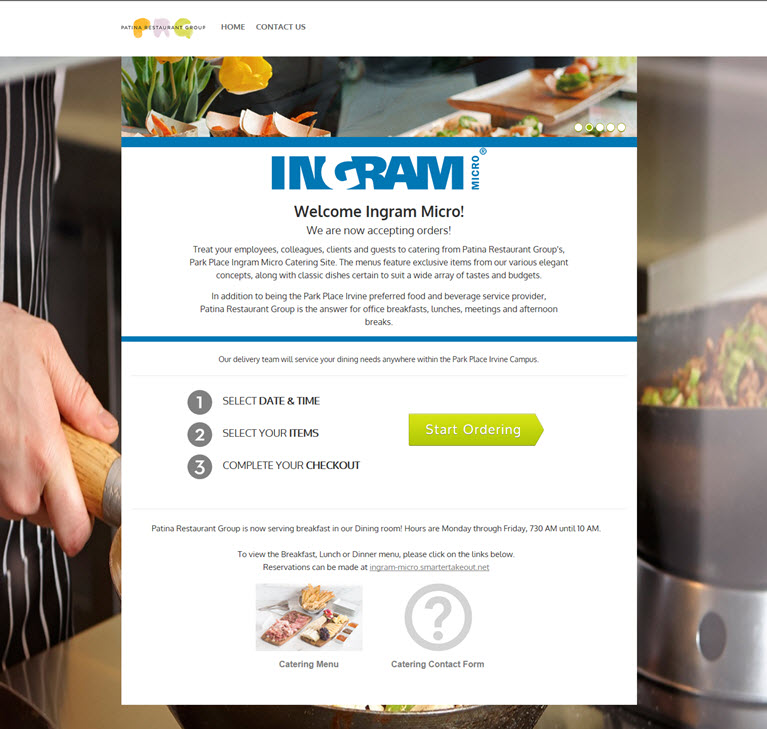 Ingram Micro Catering
